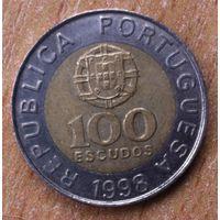 Португалия 100 эскудо 1998