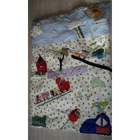 Развивающий коврик ручной работы