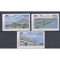 [546] Лаос 2000. Мост.