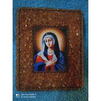 Икона  Дева Мария