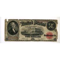 2 Доллара 1917год(2)