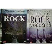 LET IT ROCK - Volume1&2, DVD9+DVD9