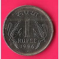 44-08 Индия, 1 рупия 1998 г.