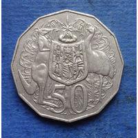 Австралия 50 центов 1983