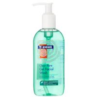 Антибактериальный очищающий ГЕЛЬ для умывания T-Zone Clear Pore Gel Facial Wash 200мл