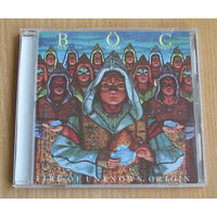 Blue Oyster Cult - Fire Of Unknown Origin (1981, Audio CD)