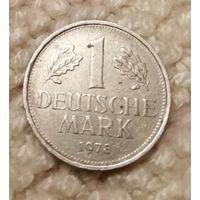 Германия. 1 марка 1978J
