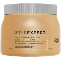 Маска для волос Loreal Professionnel Serieexpert Gold Quinoa+Protein Absolut Repair 500 ml