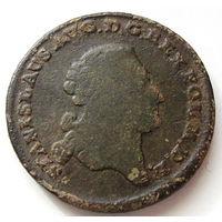 3 гроша 1766 г. G