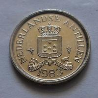 10 центов, Нидерландские Антильские острова, (Антиллы) 1983 г., UNC