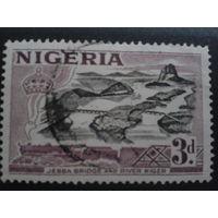 Нигерия 1953 колония Англии  стандарт