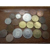 Монеты Королевы