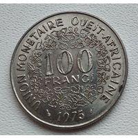 Западная Африка (BCEAO) 100 франков, 1975 8-10-11