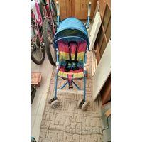 Коляска-трость (б/у) детская коляска