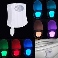 LED подсветка для унитаза