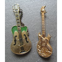 Гитары. Цена за обе.
