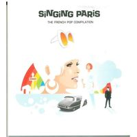 CD Various - Singing Paris (2005) Chanson, Pop Rock