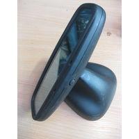 102086 Citroen C5 01-04 зеркало салона