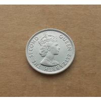 Белиз, 25 центов 1994 г.