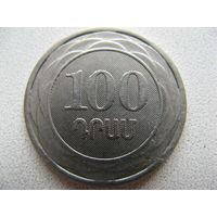 Армения 100 драмов 2003 г.