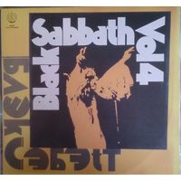 Black Sabbath Vol4, LP