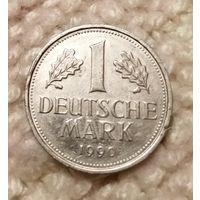 Германия. 1 марка 1990F