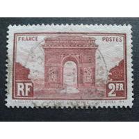 Франция 1931 триумфальная арка