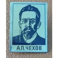 "Значок ""А.П.Чехов"""