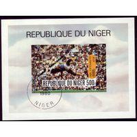 1980 год Нигер Блок Олимпиада 27