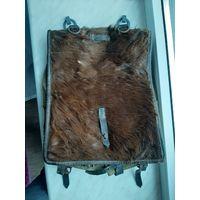 Немецкий ранец Tornister М39, рюкзак на разгрузку оригинал, Третий рейх Германия ВОВ
