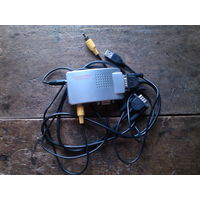 Конвертер VGA в композитное видео