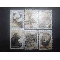 Таджикистан 2002 Зоопарк полная серия