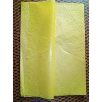 Копировальная бумага жёлтая СССР копирка 10 листов одним лотом