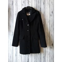 Женское пальто натуральная шерсть 80%