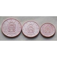 Латвия лот евроцентов