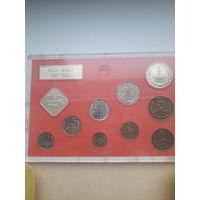 СССР набор монет 1987 года