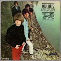 LP The Rolling Stones 'Big Hits (High Tide and Green Grass)'