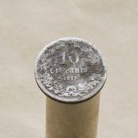 Болгария 10 стотинок 1917