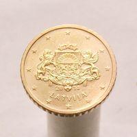 Латвия 50 евроцентов 2014