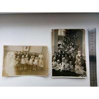 Фото Новый Год 1937 и 1938 годы