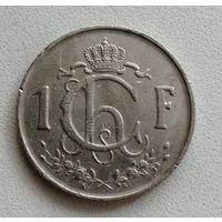 1 Франк 1952 (Люксембург)