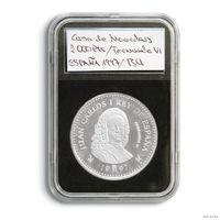 Leuchtturm -капсула для монет EVERSLAB 36 мм.
