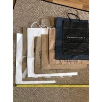 Пакеты подарочные и крафт