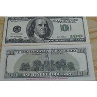 США 100 долларов