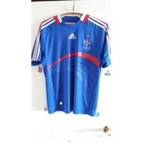 Майка сборной Франции ФУТБОЛ (Состояние на фото) размер 48