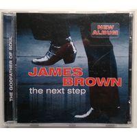 CD James Brown - The Next Step (2002)