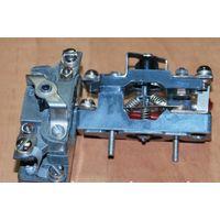 (Ag)Блок контактов реле контактора, контакты серебро