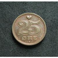 Дания 25 эре 1999