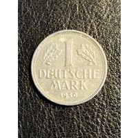 1 марка Германии 1950 F.