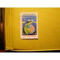 Иран 1985 Всемирный день угнетенных